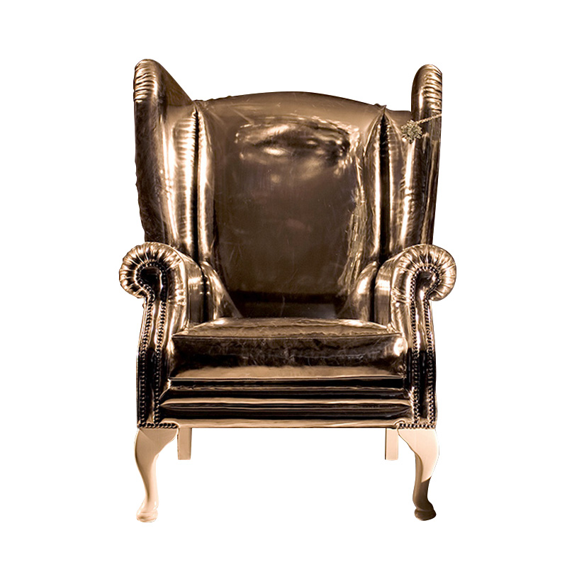 Кресло Eric Kuster VICEROY wing chair